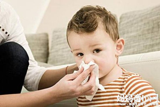 应对宝宝鼻子不通气的小窍门 让这4样东西来帮忙!