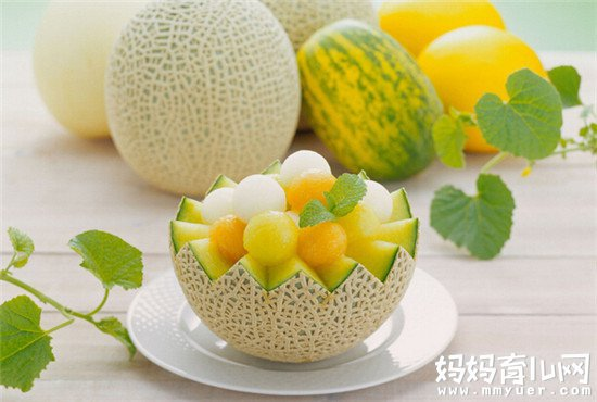 宝宝可以吃哈密瓜吗 宝宝多大就可以吃哈密瓜