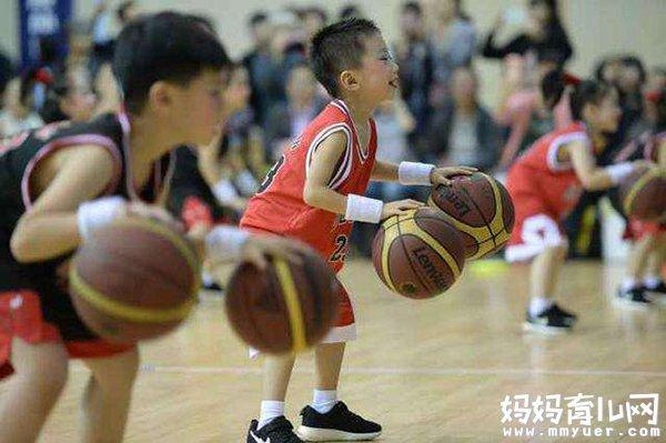 孩子学篮球的最佳年龄 你以为你真的知道吗?(