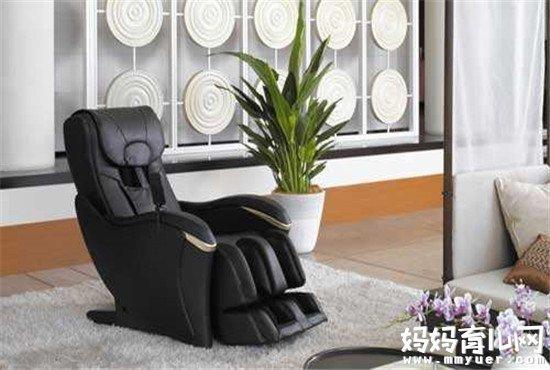 按摩椅能够有效缓解腰酸背痛 孕妇可以用按摩椅吗