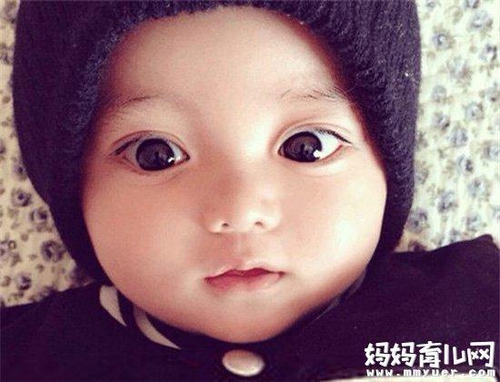 孕妇吃什么宝宝眼睛大 5招教你怎么吃出大眼萌娃