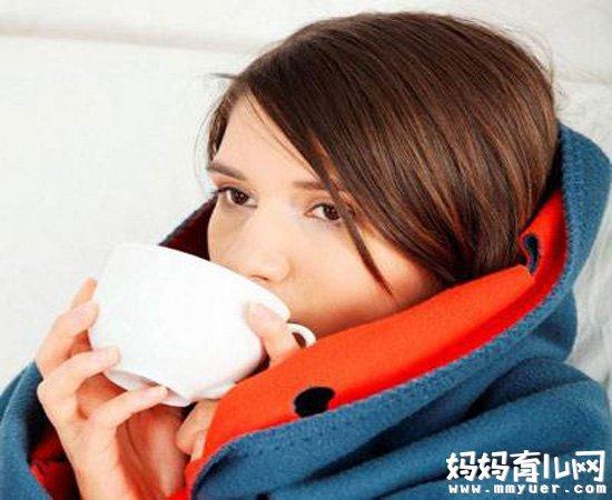 突然怕冷?或是月经将至 解读女性来月经前会怕冷吗