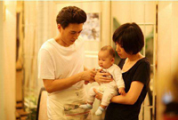 靳东的第一任老婆江姗 难道老干部靳东也是二婚?