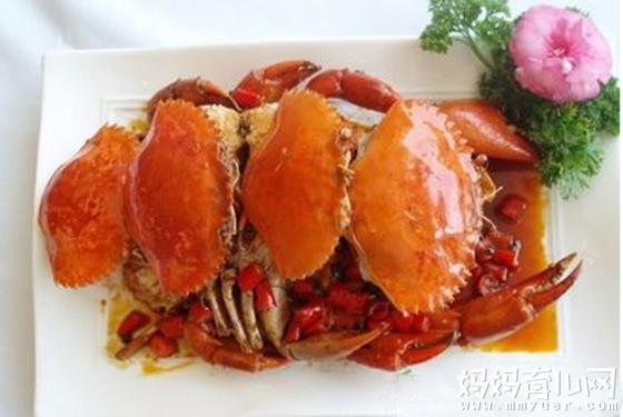"""螃蟹不能和什么一起吃的食物名单 或许第一个你就""""中招""""了"""