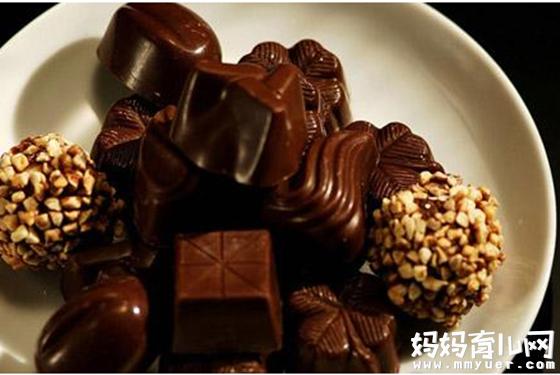 孕妇可以吃巧克力吗 知道得太迟我悔死了!