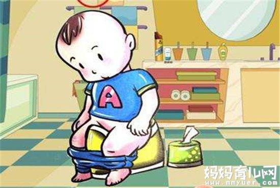 宝宝多大会自己大小便 宝宝如厕训练五步走
