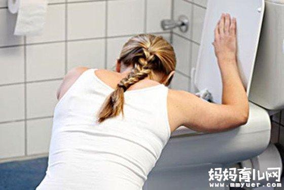 孕吐严重怎么办 怎样快速缓解孕吐恶心的精囊妙计