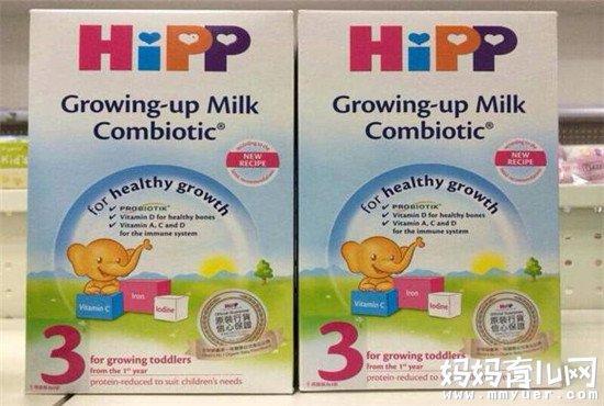 含铁高的婴儿奶粉有哪些 这3款用过的宝妈都说不错