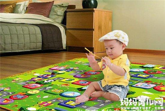 婴儿爬行垫什么牌子好 选购婴儿爬行垫的秘诀
