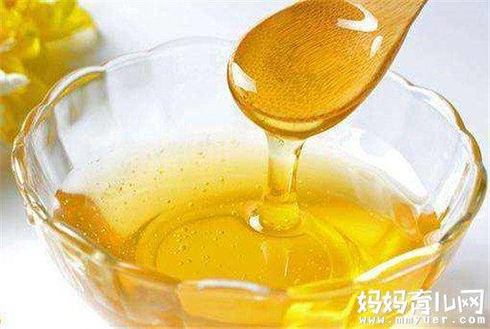 蜂蜜水的功效与作用竟然如此强大 看完我服了!