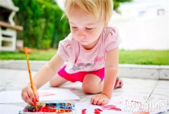 宝宝几岁学画画合适有讲究 学画画的最佳年龄你说了不算
