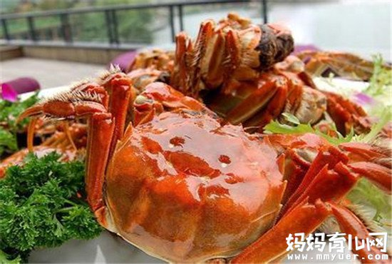螃蟹不能和什么一起吃 螃蟹的克星竟然这么多