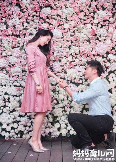 李晨求婚范冰冰求婚成功 范冰冰终于要成李太太了