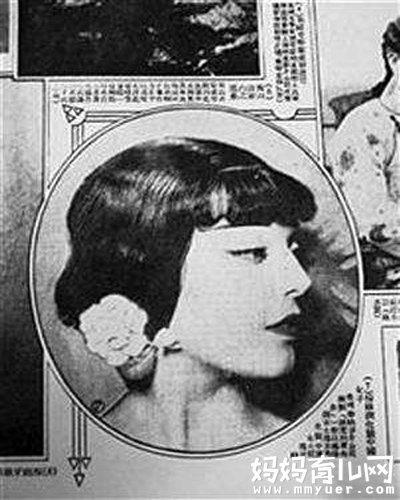 惊暴了!80年前已有范美人 范冰冰前世照是真的吗?