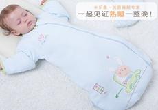 选错睡袋竟然引起宝宝窒息 睡袋是分腿好还是不分腿好?
