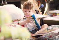 长大后的嗯哼越来越帅 嗯哼杜宇麒2017现在的照片曝光