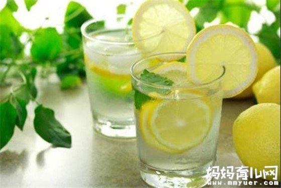 孕妇能喝柠檬水吗?柠檬水的5个好处你想象不到
