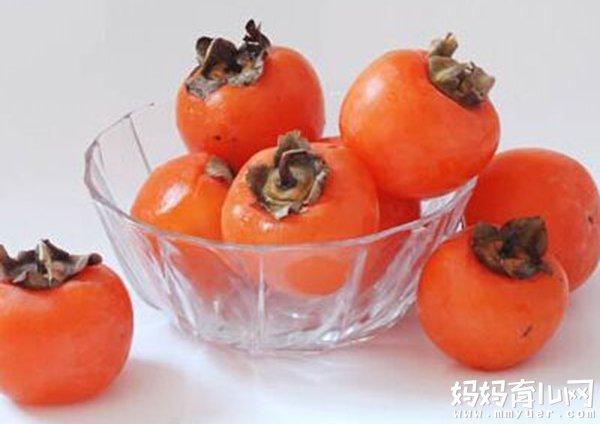 想弄清楚吃柿子不能吃什么的看这里 五种食物要远离!