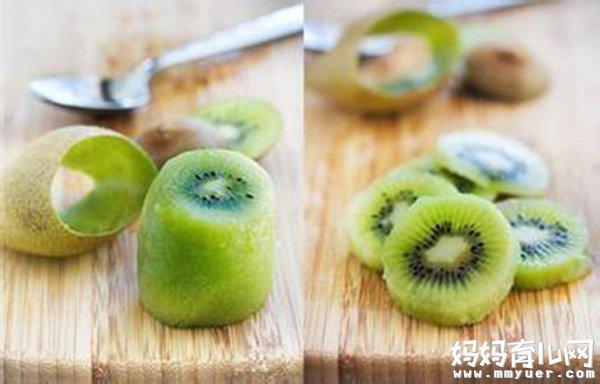 猕猴桃怎么吃的简易方法 吃货必学的去皮小窍门
