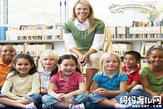 蒙氏教育理念有哪些 5种自然法则须遵循