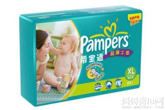 宝宝纸尿裤排行榜 消费者心中认定的前十强