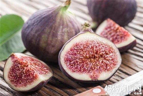 无花果有通乳、治痔疮的功效 孕妇能吃无花果吗?