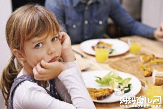 """小孩子不吃饭怎么办是众妈的一块心病 做好三点""""有救"""""""