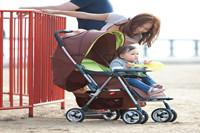 好孩子推车怎么折叠的操作步骤 一分钟学会!