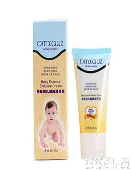 宝宝湿疹膏哪个牌子好 被受辣妈热评的好品牌推荐