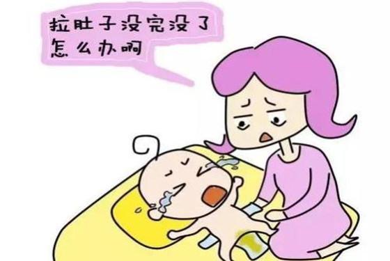 拉肚子没完没了怎么回事 八个月宝宝拉肚子怎么办