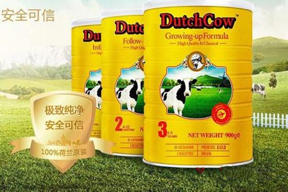 【荷兰乳牛】荷兰乳牛婴幼儿奶粉怎么样、好不好