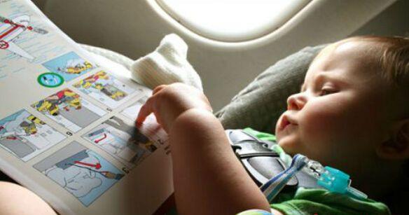 详解2岁以下宝宝机票怎么买  早些看到就