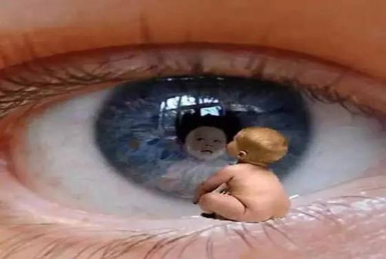 育儿小百科:新生儿眼睛上有红斑怎么回事的经验之谈