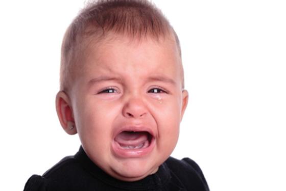 达人支招宝宝哭的嗓子哑了怎么办  1岁、2岁、3岁都适用