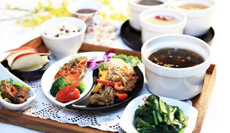 谢娜产后饮食曝光蔬菜粥  剖腹产坐月子吃什么粥好?