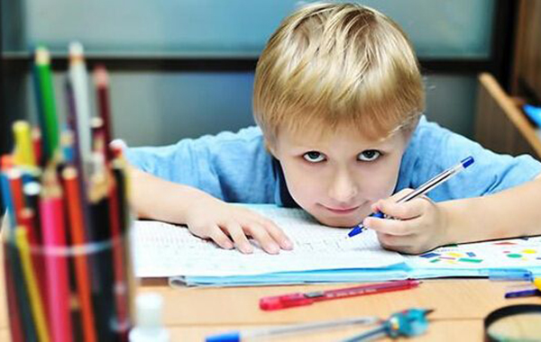 研究表明:孩子不爱学习不是他不想学,而是……
