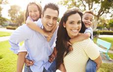小班语言活动《我的一家》初步感知家庭的组成