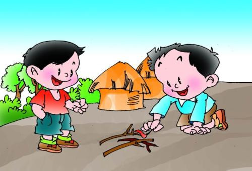 幼儿园a模板活动《不反思》教育模板幼儿玩火目标英语教学ppt教学图片