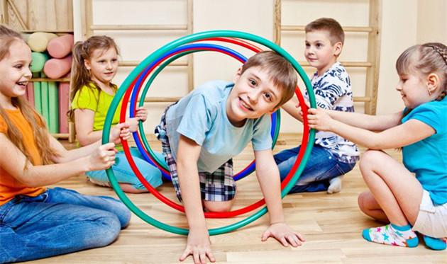 幼儿园游戏大全 趣味游戏室内室外都很适合