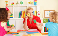 超实用的幼儿园课间小游戏 老师们的开学必备!