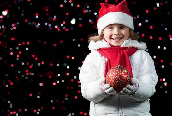 圣诞节快乐英文怎么写怎么读 圣诞节英语手抄报