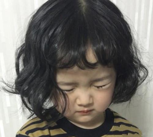 超可爱女宝宝短发发型 赶快给自己女儿弄一个(2)