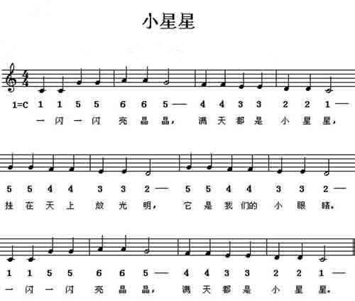 小班音乐活动《小星星》 让幼儿在游戏中学习(2)