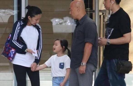 刘德华女儿正面照2018年 刘德华女儿中文名字叫什么
