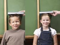 1-18岁男女孩最新身高标准表 看看你家孩子达标了吗