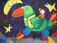 胎教美文赏析《幸福就像一只青鸟》 领悟幸福的真谛