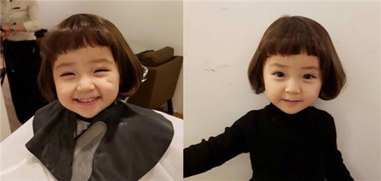 小女孩适合什么短发发型 不妨试试这些又萌又可爱的发型(2)图片