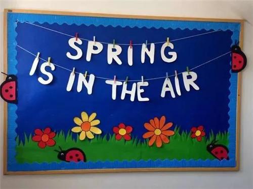 幼儿园环创系列:幼儿园主题墙创设 幼儿园超美吊饰环创