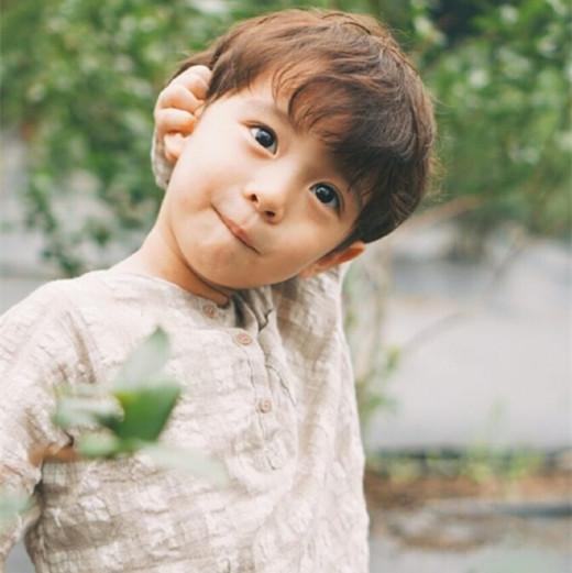 可爱又时尚的男宝宝发型 又帅又可爱分分钟迷倒阿姨粉