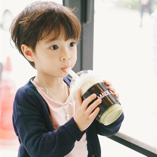 可爱又时尚的男宝宝发型 又帅又可爱分分钟迷倒阿姨粉图片